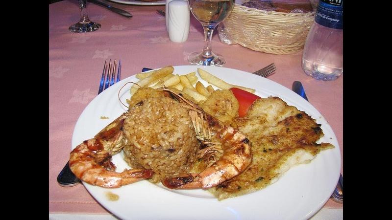 В рыбном ресторане отеля Seagull Beach Resort | Хургада. Египет.