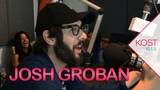 Josh Groban Shares The Secret Of How He Is Connected To The Mayflower!