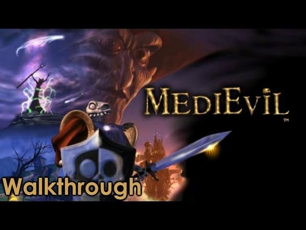 MediEvil Walkthrough
