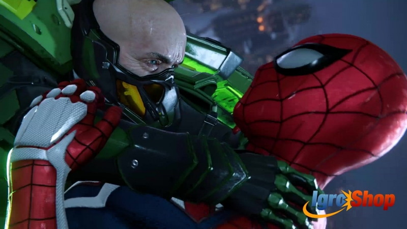 Marvel's Spider-Man - Just the Facts RELATIONSH PS4.mp4