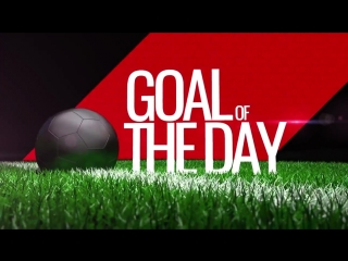 Goal of the day - impenetrable in defence, lethal whenever he decided to attack