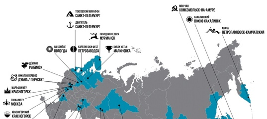Путеводитель Russialoppet 2019  все гонки, билеты, жилье, советы ee6e24997e9