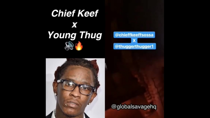 Chief Keef x Young Thug