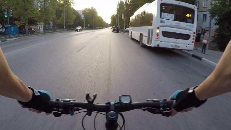 Велозаезд Керчь 21 08 2018