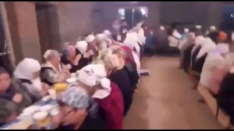 Мечет Байтерек в поселке Донгуз