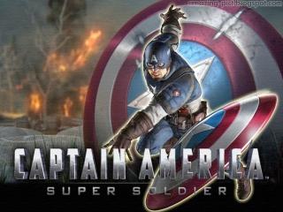 Captain america: super soldier (2011) игрофильм (субтитры)
