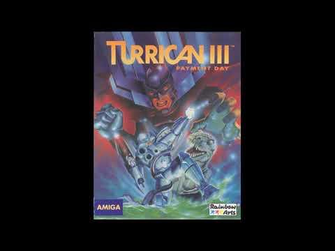 Old School {Amiga} Turrican 3 ! full ost soundtrack