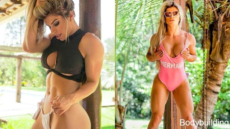Perfect Fitness Model Vívian Cristinelle