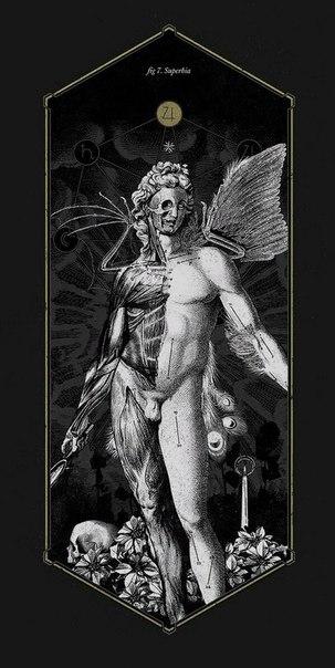 Анатомия греха Лючиано Корти