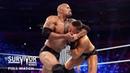 FULL MATCH - The Rock John Cena vs. R-Truth The Miz: Survivor Series 2011
