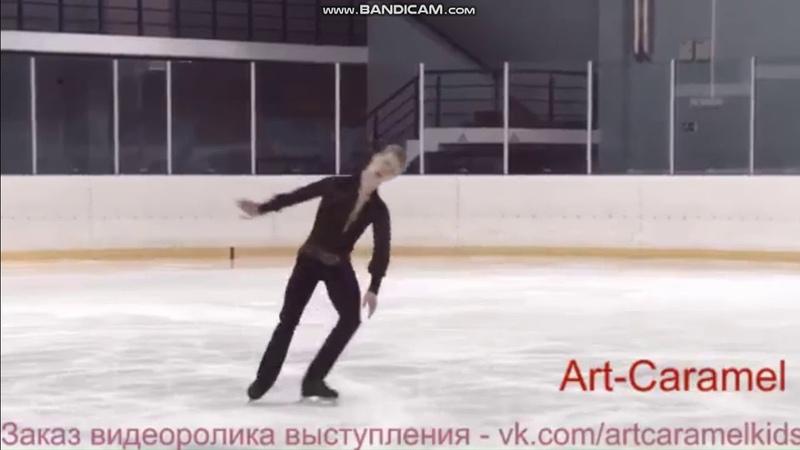 Артем Лежеев ПП 1 этап Кубка Санкт-Петербурга 2018