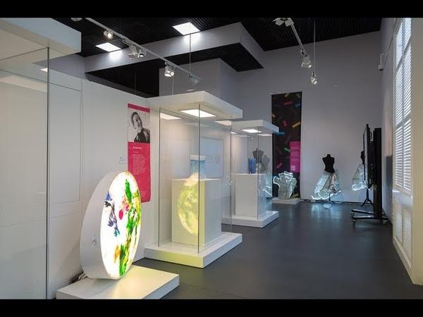 Ретроспектива петербургского дизайна «Конвергенция» в музее «Россия – моя история» | Телеканал Санк