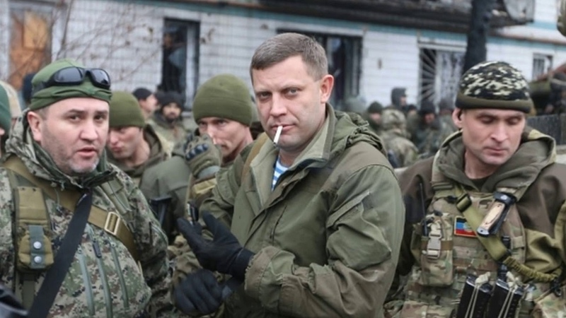 Ангелы Хранители Донбасса - Остап Шатуновский