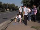 Новые дорожные знаки появились под ногами йошкаролинцев
