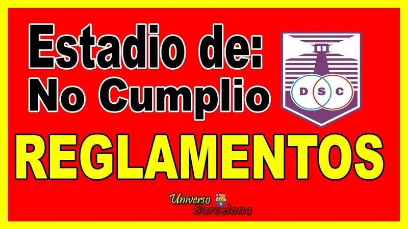 🛑 Barcelona【PODRIA ANULAR PARTIDO DE COPA LIBERTADORES】▷ Estadio de Defensor No Cumple Reglamentos