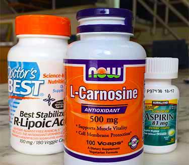 Карнозин обнаруживается в мышцах, когда они работают, а также в сердце, мозге и многих других частях тела.