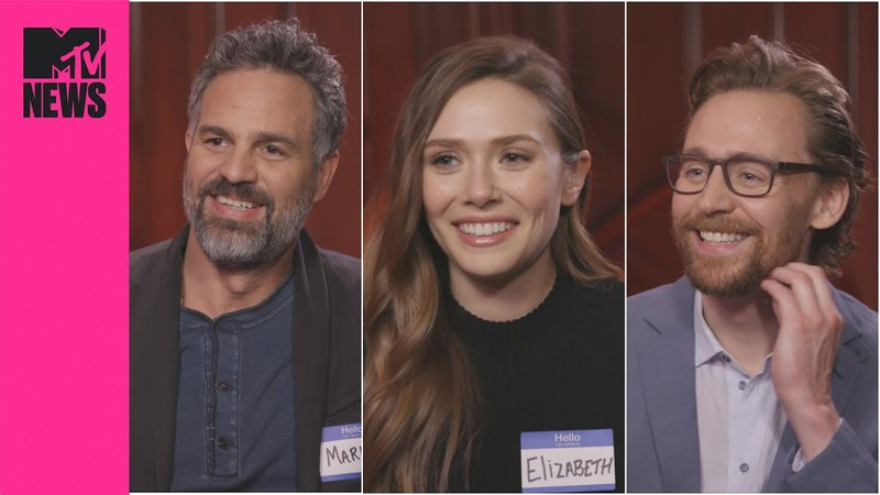 🔥 The 'Avengers: Infinity War' Cast Play 'HOT Seat' 🔥 | MTV News