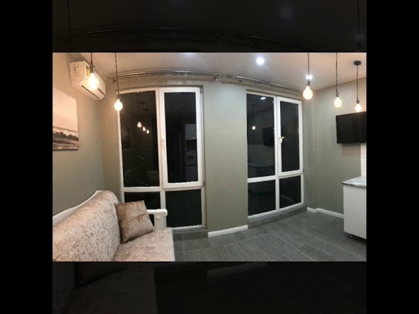Ремонт квартиры-студии под ключ, общая площадь 21 кв. м.