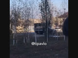 БТР в Павлодаре