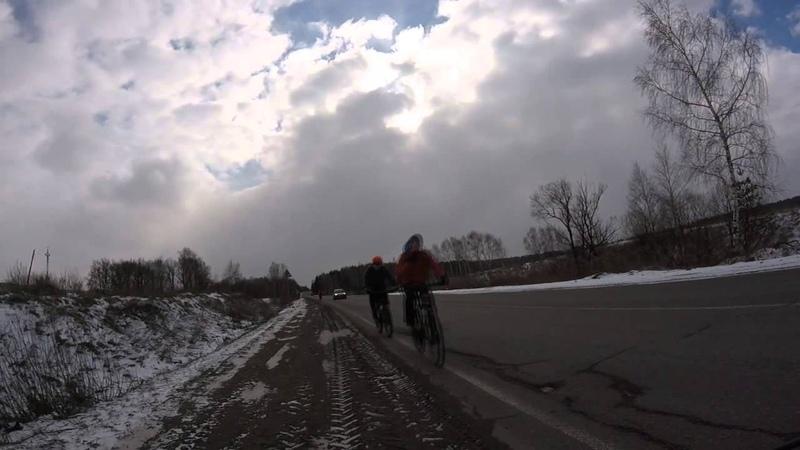 Велозаезд Жуковский-Ногинск