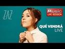 ZAZ : Qué vendrá en LIVE pour sa M6 Music Live Session