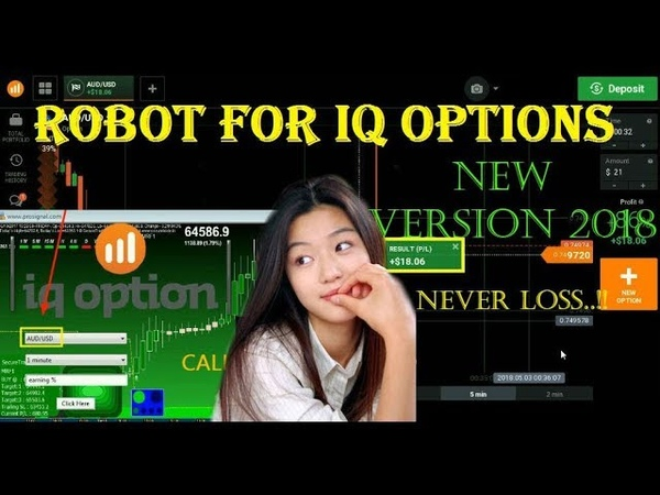 The Best Robot For IQ OPTION Never loss accurate 100% live trading NEW TRICK - iq option strategy