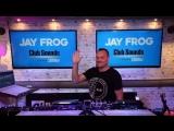 JAY FROG (ex. Scooter) - Live DJ-Mix _ CLUB SOUNDS 2000er