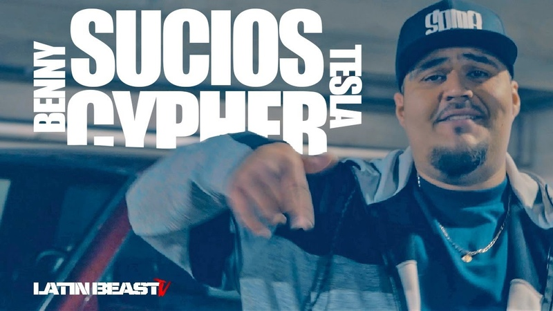Benny Tesla - Sucios Cypher Remix (Official Music Video)
