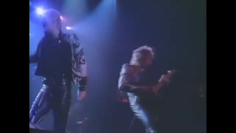 Judas Priest - The Sentinel (Live), 1986