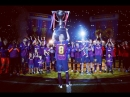 The world of sport pays tribute to Andrés Iniesta