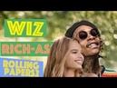 Инглиш Мазафака | Учим английский с Wiz Khalifa | Rolling papers 2