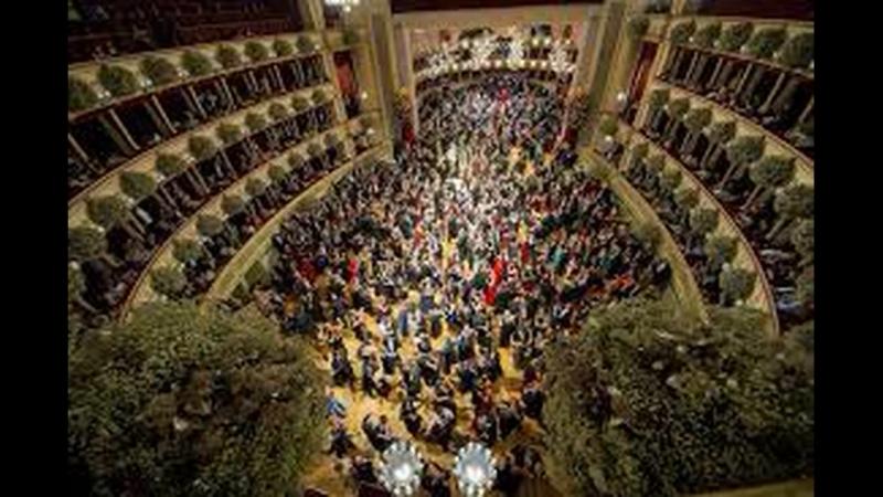 Happy Birthday on a Vienna Waltz Orchestral version