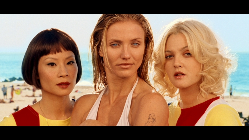 Ангелы Чарли 2: Только вперед / Charlie's Angels: Full Throttle (2003) BDRip 1080p [vk.com/Feokino]