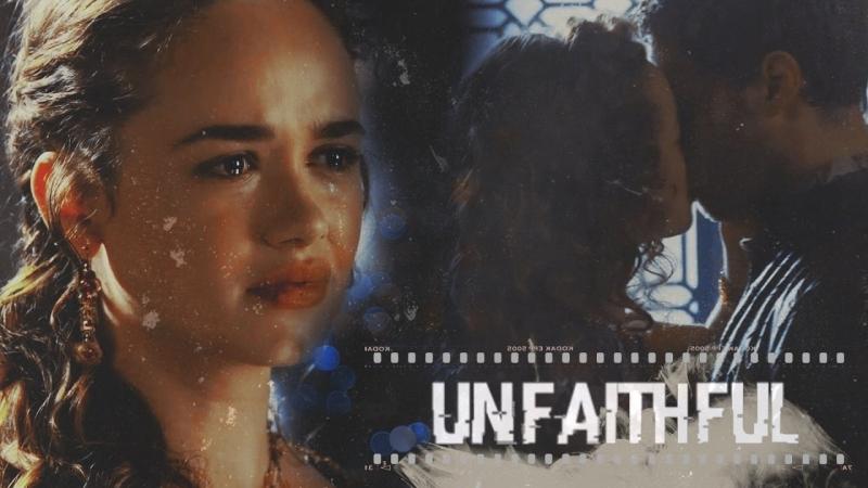 Leith and Claude || Unfaithful || Reign