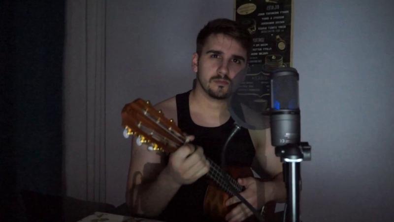 Bon Iver – Blood Bank (KALĀBA ukulele cover)