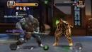 Марвел Битва Чемпионов - Золотой Адаптоид Мастер