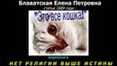 Е.П.Блаватская - Это всё кошка! (статья 1889г.)_аудиокнига