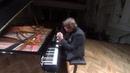 Peter Laul plays Mozart Fantasie d-moll KV397 Rondo D-dur KV485