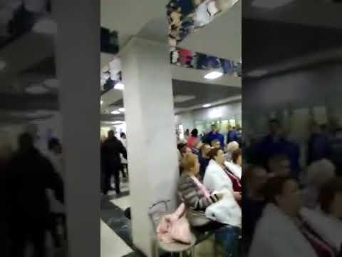 В Москве эвакуировали Институт имени Склифосовского