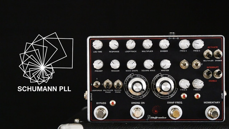 Schumann PLL FTelettronica played by Manlio Maresca