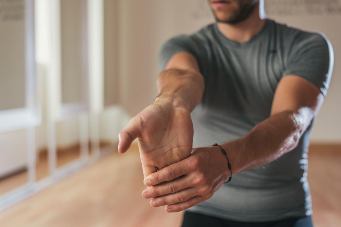 Лечение мышечного спазма в руке