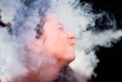 Газы от дыма вредны для животных и людей.