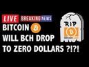 Will Bitcoin Cash BCH BTC Drop to ZERO Crypto Market Technical Analysis Cryptocurrency News