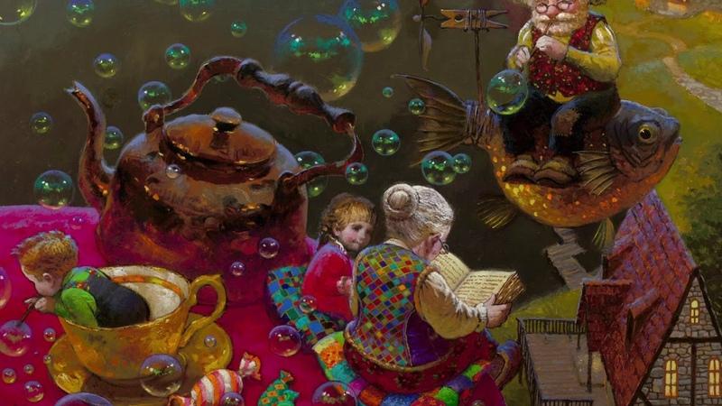 Спи, мой ангел поднебесный. Наталия Фаустова-Андрей Мисин. Колыбельные для всей семьи