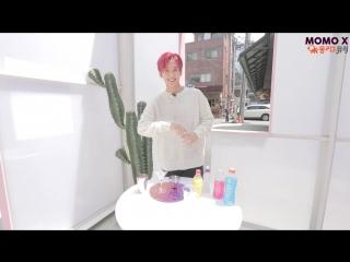 [MOMO X] No words Snuper's Suhyun