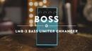Boss LMB-3 Bass Limiter Enhancer   Reverb Demo Video