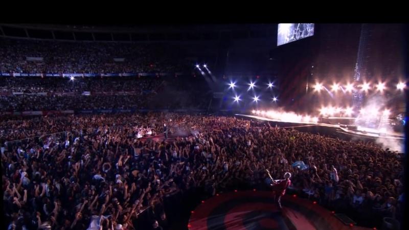 Самые кассовые концерты в истории.
