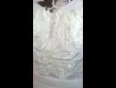 Свадебное платье, размер 50, шлейф