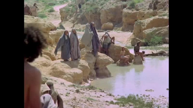 Иисус из Назарета реж Франко Дзеффирелли 1977