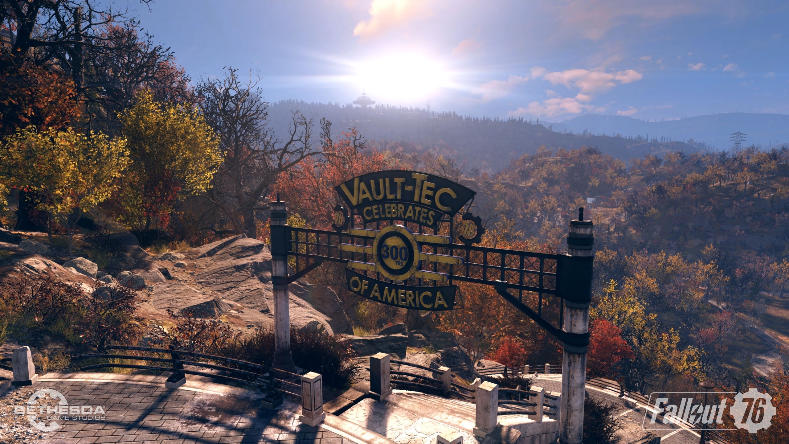 PC-версия Fallout76 и в бете, и на запуске будет доступна исключительно через Bethesda.